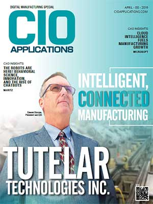 Tutelar Technologies Inc.: Intelligent, Connected Manufacturing